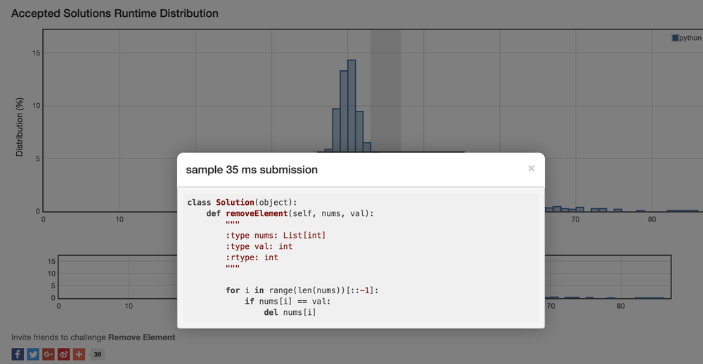 runtime varies - LeetCode Discuss